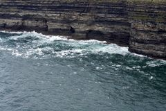 Ozean-Küste Lizenzfreie Stockfotografie