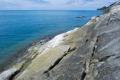 Ozean-Klippe stockbild