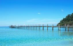Ozean Koh Kood in Thailand Lizenzfreie Stockfotografie