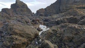 Ozean-Landschaft lizenzfreie stockfotos