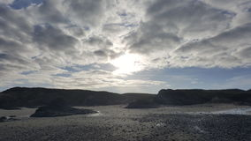 Ozean-Landschaft stockbilder