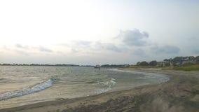 Ozean-Landschaft, Wasser-Landschaft lizenzfreie stockbilder