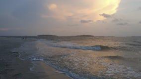 Ozean-Landschaft, Wasser-Landschaft stockfoto