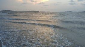Ozean-Landschaft, Wasser-Landschaft lizenzfreies stockbild