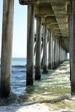 Ozean-Pier Lizenzfreie Stockbilder