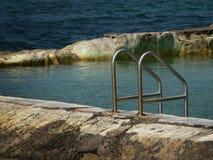Ozean-Pool 2 Stockfotografie