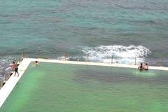 Ozean-Pool Lizenzfreies Stockbild