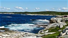 Ozean-scape Lizenzfreies Stockbild