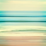 Ozean-Schwellen Lizenzfreie Stockfotos