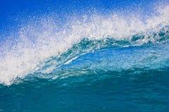 Ozean-Spritzen stockfotos