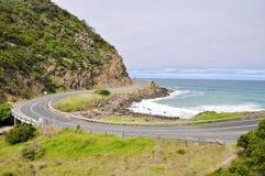 Ozean-Straße, Victoria, Australien Stockfotografie