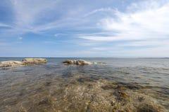 Ozean-Strand Stockfotografie