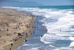 Ozean-Strand, San Francisco lizenzfreie stockfotografie