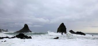Ozean-Sturm Lizenzfreies Stockfoto