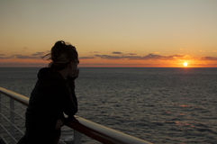 Ozean-Träume Lizenzfreie Stockfotos