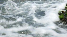Ozean-Ufer 4k stock video footage