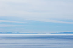 Ozean und Horizont Lizenzfreie Stockfotografie
