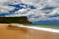 Ozean veiw Stockfoto