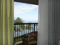 Ozean-vorderer Raum Lizenzfreie Stockfotografie