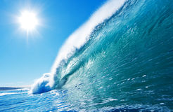Ozean-Welle Stockbild