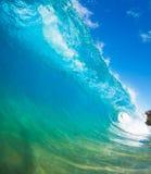 Ozean-Welle lizenzfreie stockbilder