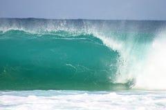 Ozean-Welle Lizenzfreie Stockfotos