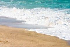 Ozean-Wellen Stockfoto