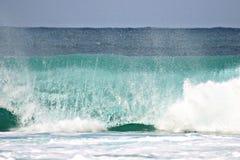 Ozean-Wellen Lizenzfreie Stockfotos