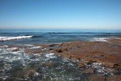 Ozeanansicht von La Jolla Lizenzfreies Stockbild