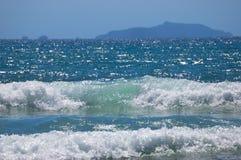 Ozeanbrandung Stockfoto