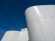 Ozeaneum. The Ozeaneum in Stralsund (Germany Stock Photos