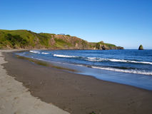 Ozeanische Landschaft lizenzfreie stockfotografie
