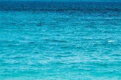 Ozeanoberfläche Lizenzfreie Stockfotos
