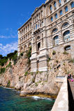 Ozeanologie-Museum, Monte Carlo Stockfotografie