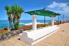 Ozeanpromenade Lizenzfreie Stockbilder
