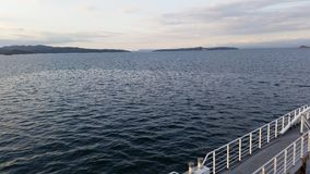 Ozeansegelboot Lizenzfreies Stockfoto