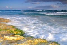 Ozeansonnenaufgang Lizenzfreie Stockfotografie