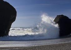 Ozeansprayrückseite Lizenzfreies Stockbild