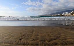 Ozeanstrand Lizenzfreie Stockfotos