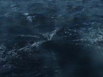 Ozeansturm Lizenzfreies Stockbild