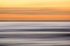 Ozeanunschärfe Lizenzfreie Stockfotografie