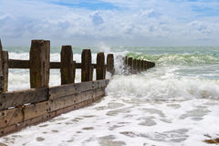 Ozeanunterbrecher Stockbild