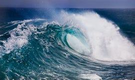 Ozeanwelle stockfotografie