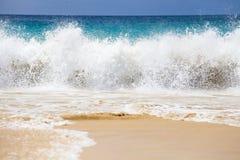Ozeanwellen Stockbild