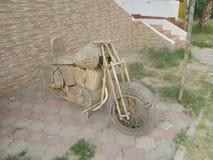 Łozinowy Harley fotografia stock