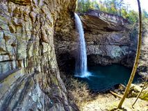 Ozone Falls, Cumberland County, Tennessee Stock Images
