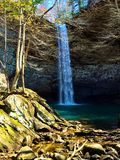Ozone Falls, Cumberland county, Tennessee Stock Photo
