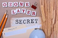 Ozone layer Stock Photos