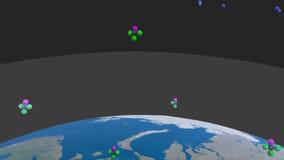 OZONlaag CFC stock videobeelden