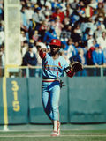 Ozzie Smith St. Louis Cardinals Royalty Free Stock Photos